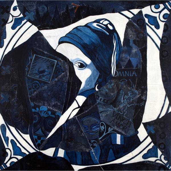 Acrylic on canvas | 64
